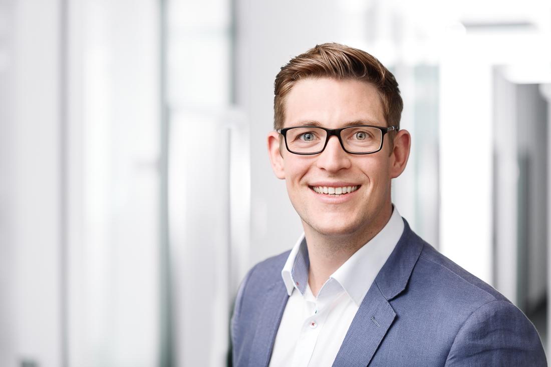 Business Portrait: Accelerate Stuttgart Johannes Ellenberg