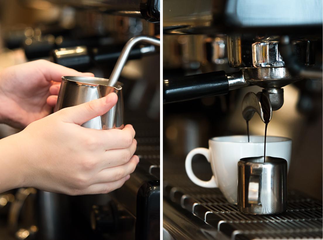 Fotoreportage: Café
