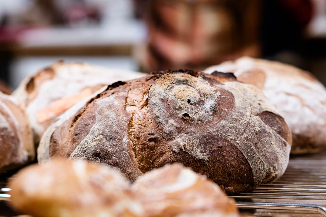 Fotografie: handwerk Brotbacken