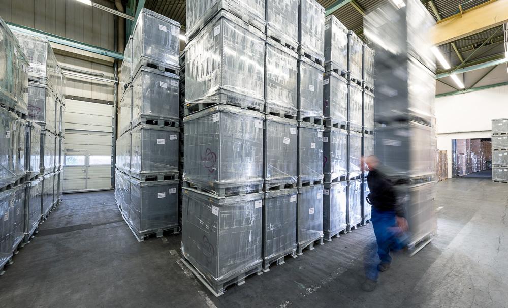 Lager, Logistik, Fotografie
