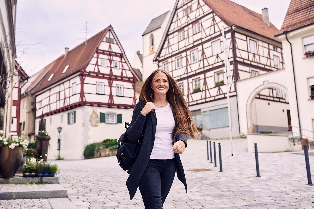 Werbefotograf Schwäbische Alb, People Fotograf in Bewegung, lebendige Tourismusbilder