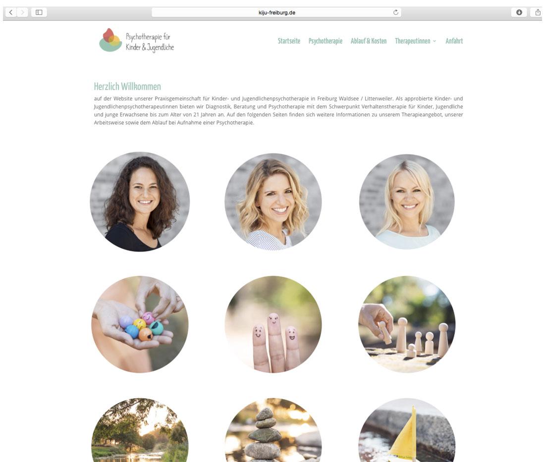 Lifestyle Fotograf für Webseite