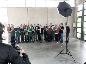 behind the scenes Firmenportrait Irßlinger bei Sigmaringen