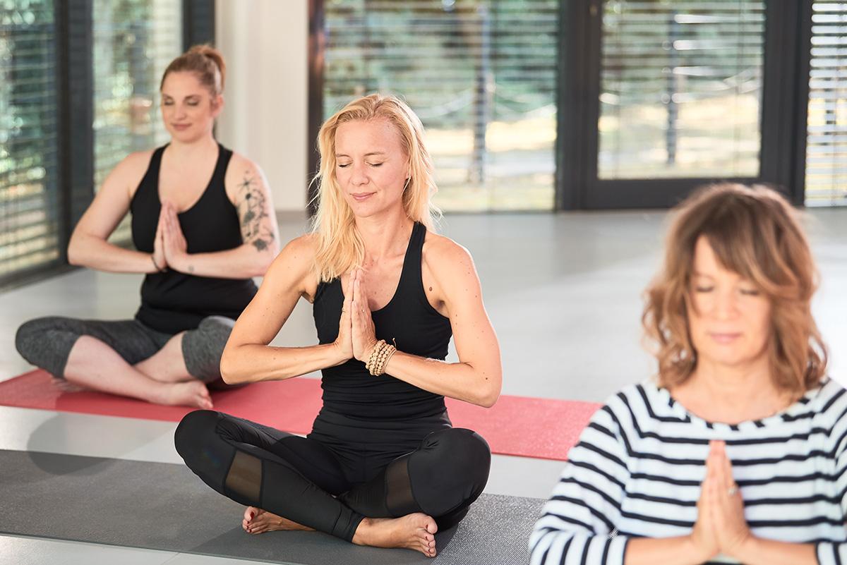 Fotograf Employer Branding Yoga