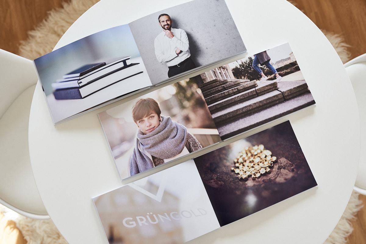 Fotobücher Portfolio