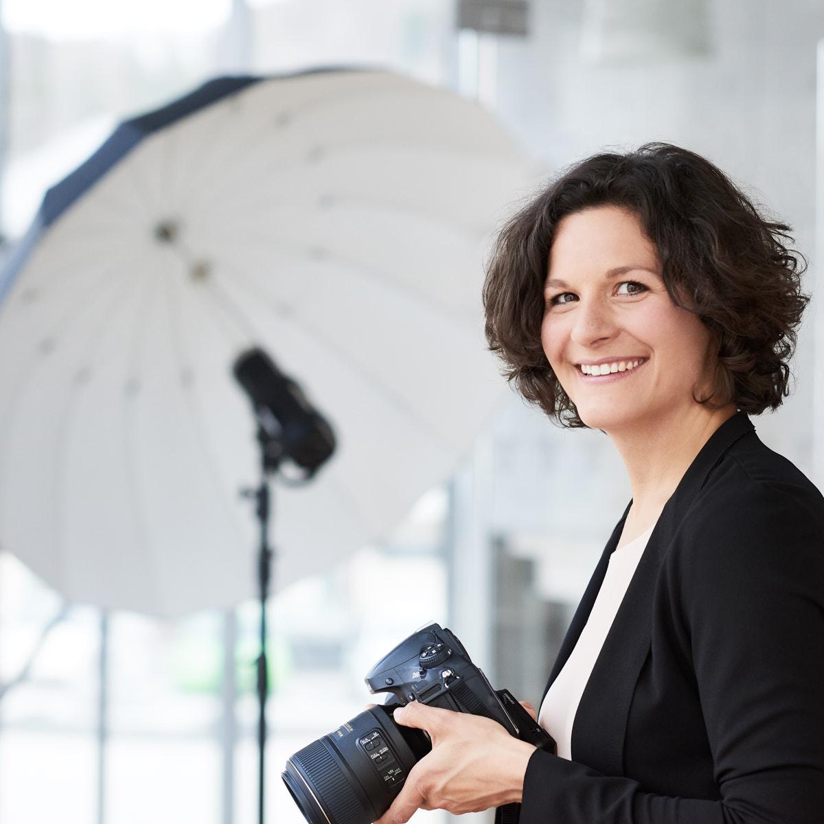 Corinna Spitzbarth Fotografin Portrait