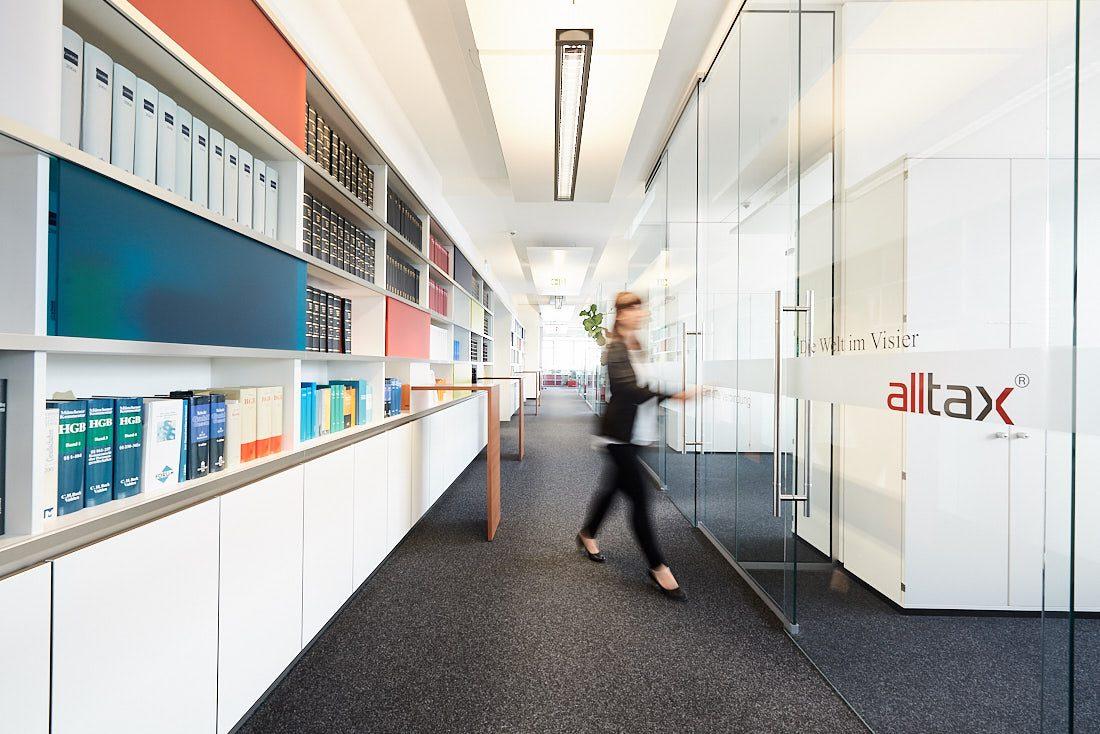 Architekturfoto und Raumaufnahme Businessbüro & Businessfoto