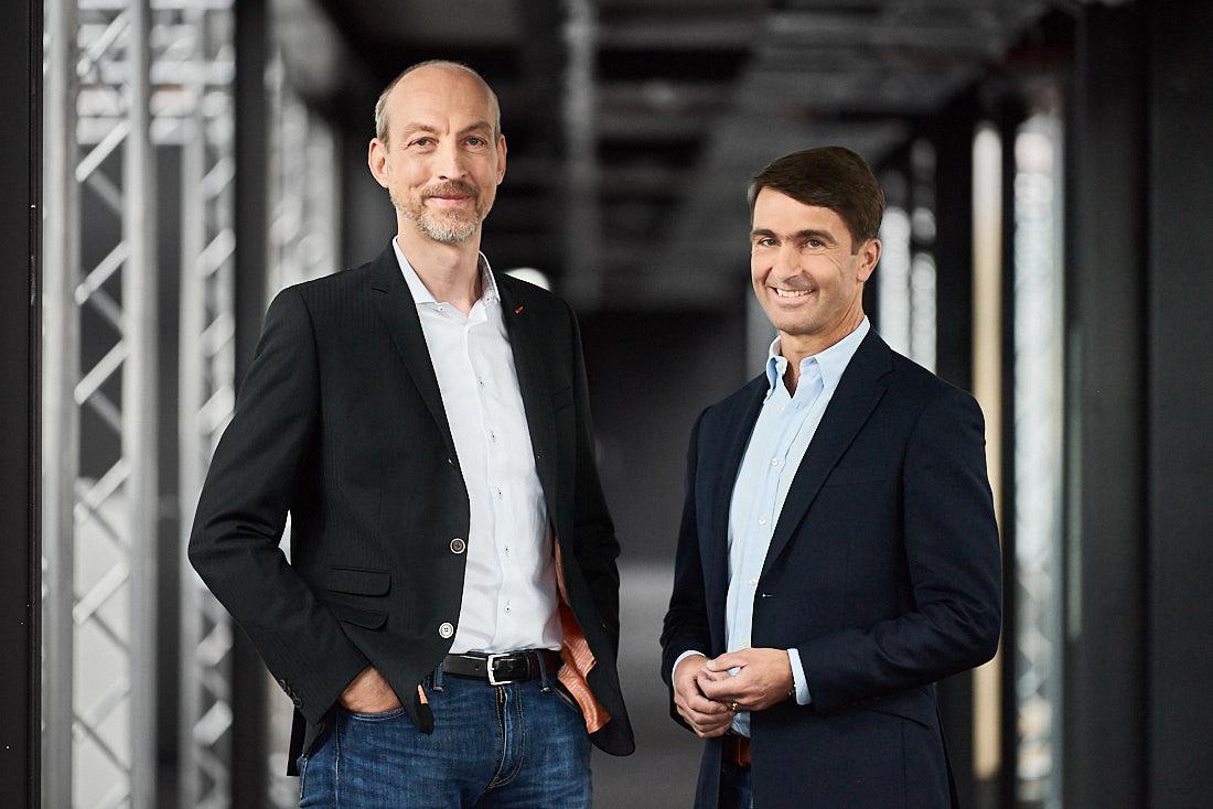 Geschäftsführer Portrait Teambild in Ludwigsburg bei Stuttgart