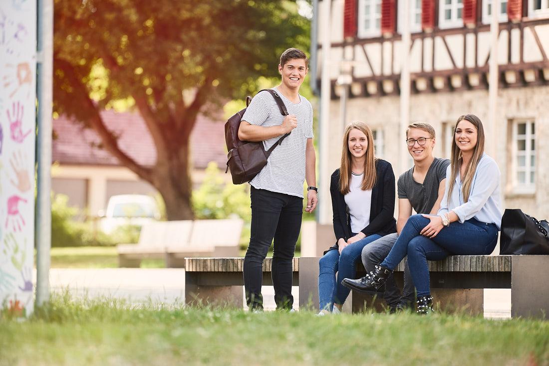 Fotoshooting Azubi Werbekampagne für Kreissparkasse Reutlingen, Fotograf Reutlingen Metzingen Münsingen