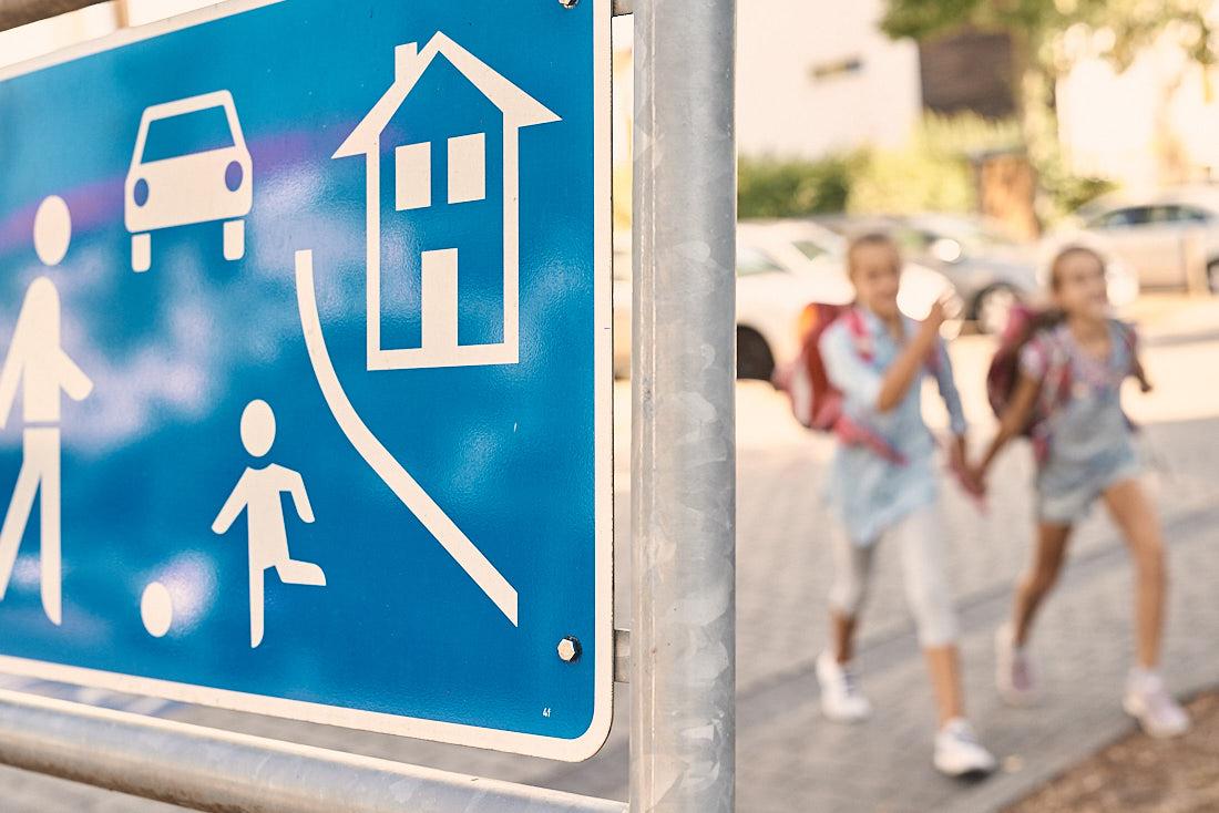 Werbefotoshooting, Werbefotografie für Hessisches Ministerium für Wirtschaft und Verkehr, Thema Nahmobilität, zu Fuß unterwegs