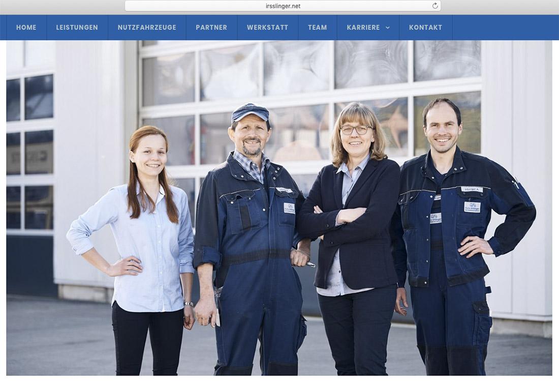 Bilder Website Werkstatt Handwerk