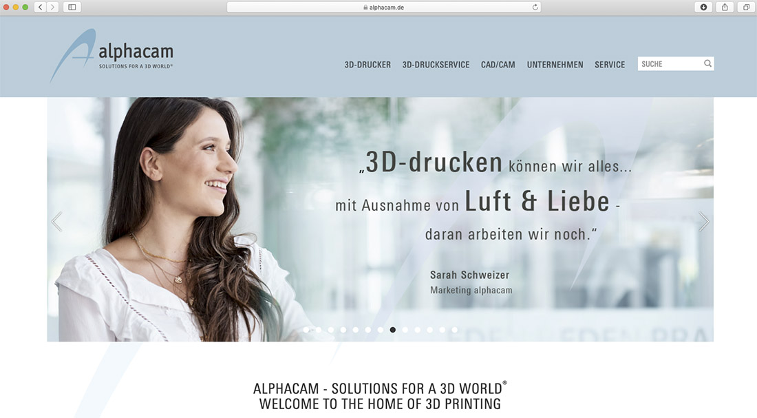 Businessfotos für Website & Homepage