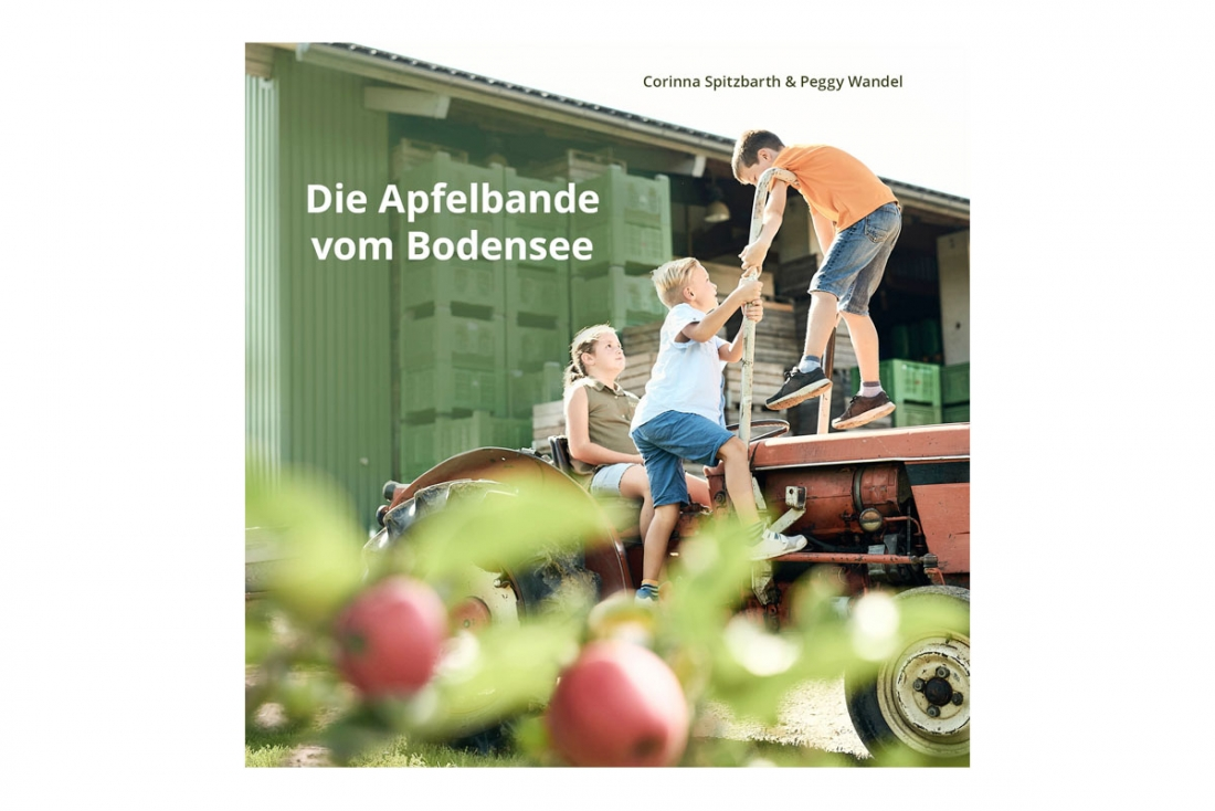 Foto-Kinderbuch_Apfelband-Bodensee_Spitzbarth_Cover