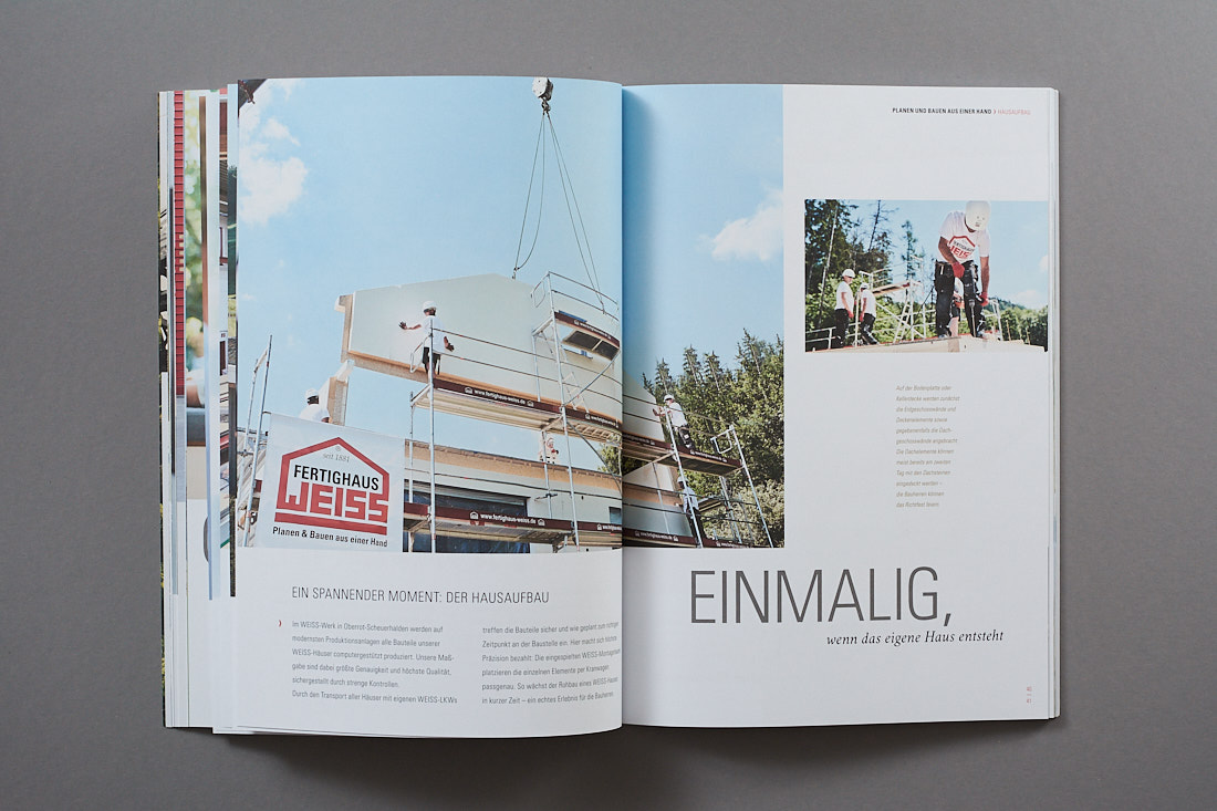 Fotograf Firmenchronik Firmenportrait Magazin