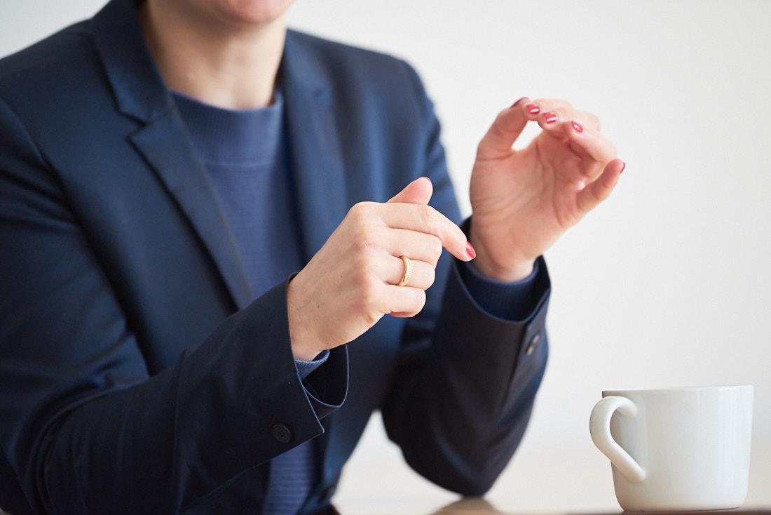 business portraits management stuttgart, meeting