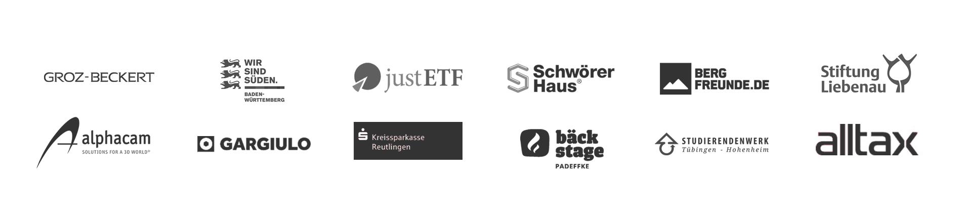 Logo Referenzen Kunden