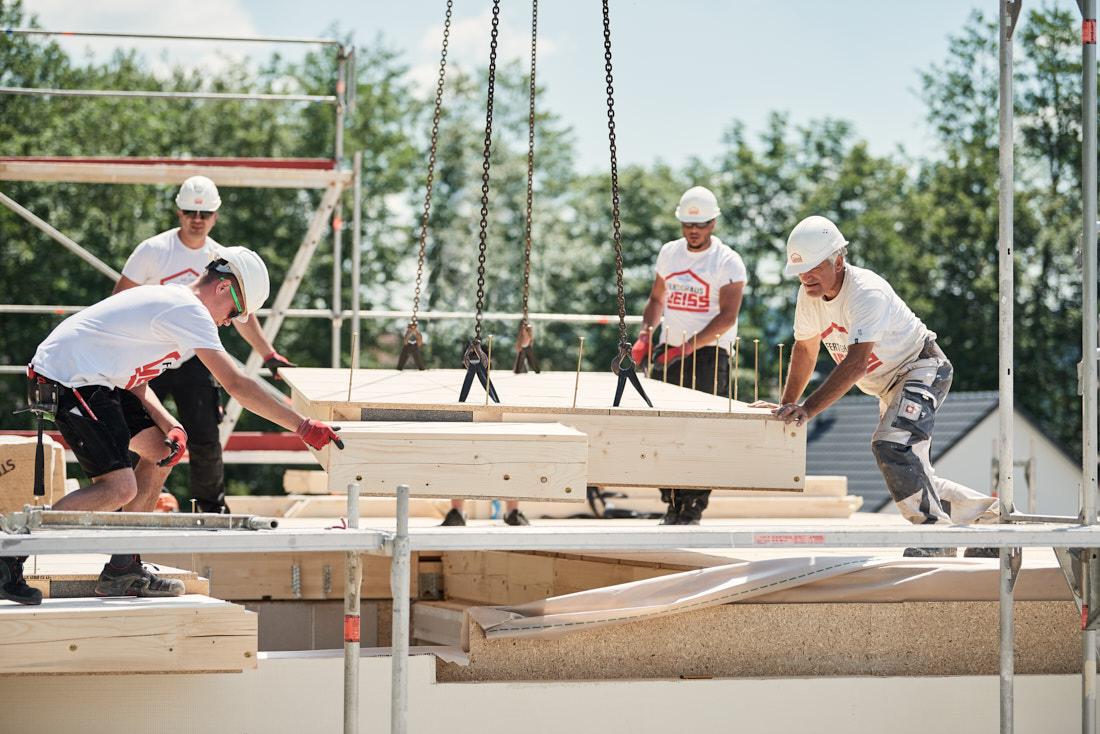 unternehmensfotografie arbeitssituationen stuttgart, Baustelle, Bauarbeiter